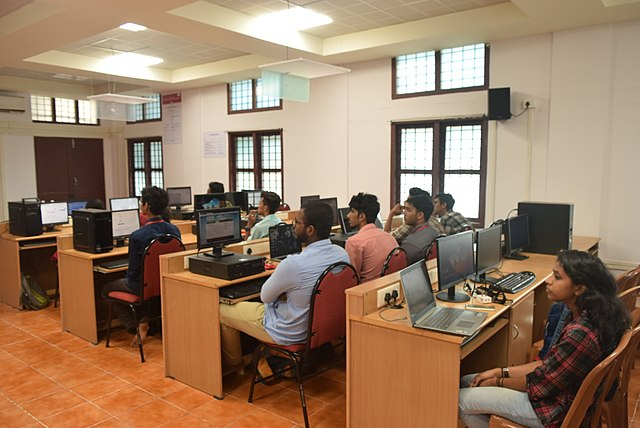 Wikidata Workshop at St. Jospeh's College of Engineering and Technology, Palai