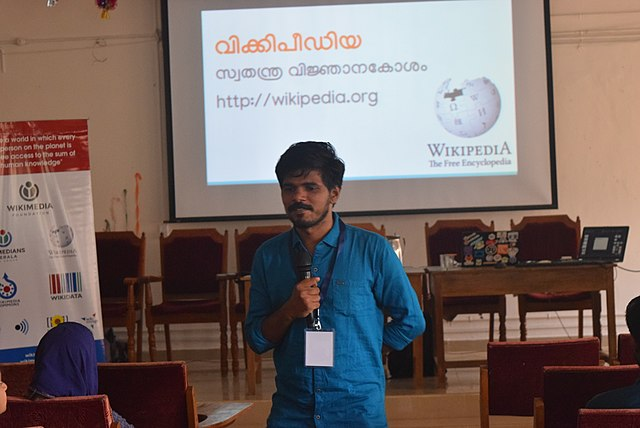 Wikidata Workshop at Government Engineering College, Idukki